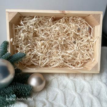 Декоративный прямоугольный ящик