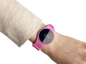 Смарт-часы MyKronoz ZeCircle2 Pink