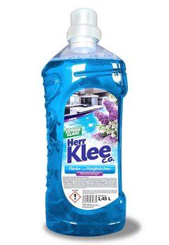 """купить Средство для мытья полов Herr Klee """"Сирень и ландыш"""" 1450 мл. в Кишинёве"""