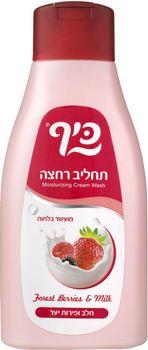 cumpără Keef Lăptișor-gel pentru corp Fructe de pădure (750 ml) 427541 în Chișinău