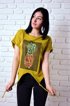 купить Женская футболка Simona ID 4067 в Кишинёве