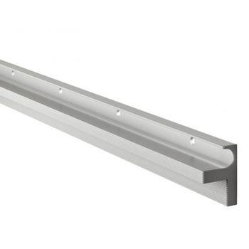 cumpără Set pentru polițe din lemn CUBE 450x78x50 mm, argintiu în Chișinău