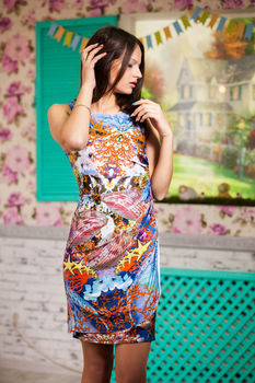 купить Платье Simona  ID 1204 в Кишинёве