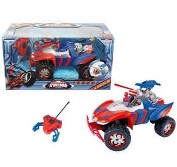 купить Dickie машинка радиоуправляемая Spider-Man в Кишинёве