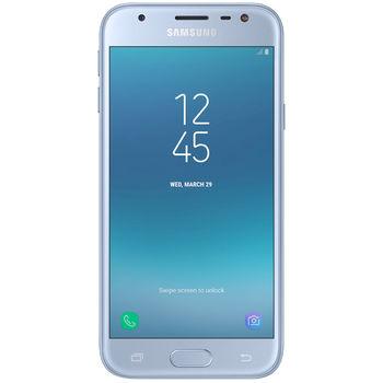 купить Samsung J330F Galaxy J3 2017 Duos, Blue silver в Кишинёве