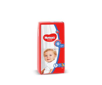 cumpără Scutece Huggies Classic Small 5 (11-25 kg), 11 buc. în Chișinău