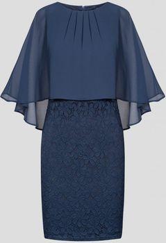 Платье ORSAY Темно синий