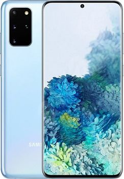 купить Samsung Galaxy S20 Plus 5G 8/128GB Duos (G985FD), Cloud Blue в Кишинёве