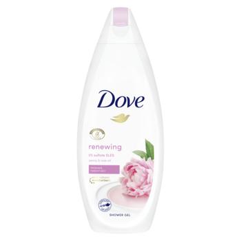 купить Гель для душа Dove Sweet Cream and Peony, 250 мл в Кишинёве