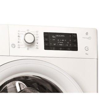 купить Стиральная машина с фронтальной загрузкой Whirlpool FWSD61253W в Кишинёве