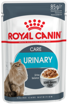 купить Royal Canin URINARY CARE (В СОУСЕ) 85 gr в Кишинёве