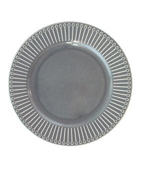 Тарелка Strips 21 cm