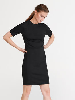 Платье RESERVED Чёрный wm359-99x