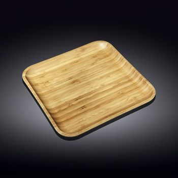 Блюдо WILMAX WL-771025/A (30.5x30.5 см/ бамбук)