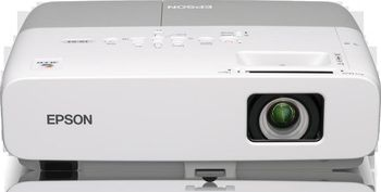 "Projector EPSON EB-85HV XGA LCD, 2600Lum, 2000:1, XGA(1024x768), LCD: 3 х 0.55"" P-Si TFT: Зум 1,6х, 3.1kg ( USB Документ-камера 2 мегапикселя в комплекте)"