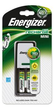 Energizer Mini EU Charger 700mAh 2AAA NiMH Charger