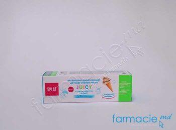 купить Pasta de dinti Splat pu copii Juicy Ice- Cream 35ml в Кишинёве