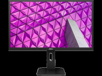 купить Монитор AOC IPS LED Q27P1 QHD Display Black в Кишинёве