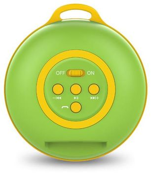 cumpără Boxă portativă Bluetooth Genius SP-906BT, Green în Chișinău