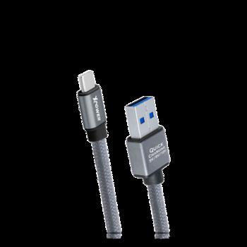 Кабель Xpower Type-C cable, Nylon