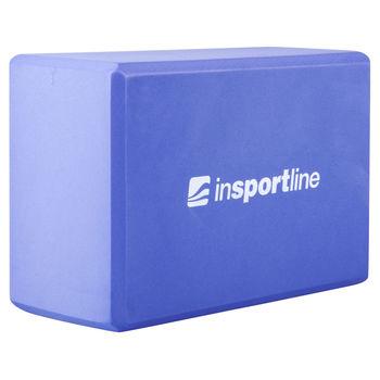 купить Блок для йоги опорный Insportline 22.5*15*10 cm (118 gr.) EVA 10977 (692) в Кишинёве