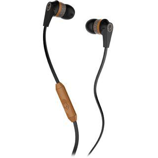 SkullCandy S2IKJY-373 Ink'd 2.0 Black/Tan/Black Mic1