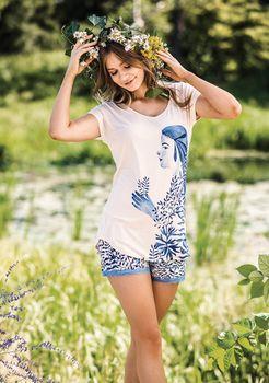 купить Пижама женская KEY LNS 052 в Кишинёве