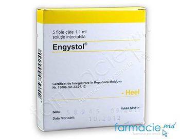 купить Engystol 1.1ml sol.ijectabil 5 fiol в Кишинёве