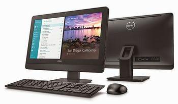 "купить All in One 23"" Dell 9030   Intel® i5-4590s 3.7 GHz, 4Gb DDR3, SSD 256GB в Кишинёве"