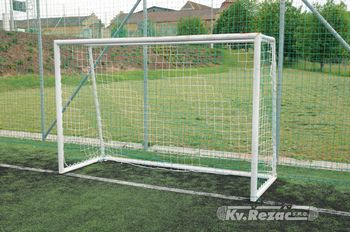 Сетка для мини-футбола 5х2х0.8х1,2 м  / 3 мм / №328 (8554)