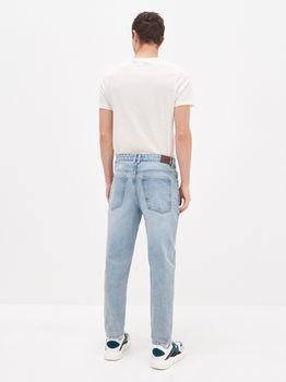Pantaloni HOUSE Albastru intens zx085