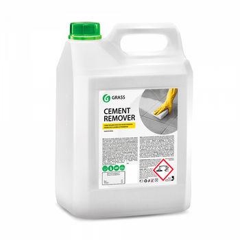 CEMENT REMOVER Кислотный очиститель после ремонта 5 кг