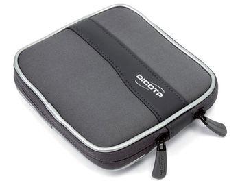 "Dicota N18958N Memory Pocket 3.5"" (Grey), for external hard drives (husa HDD/чехол для жесткого диска)"