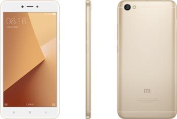 "купить 5.5"" Xiaomi RedMi Note 5A Prime (Global) 32GB Gold 3GB RAM, Qualcomm Snapdragon 425 Quad-core 1.4GHz, Adreno 308, DualSIM, 5.5"" 720x1280 IPS 236ppi, microSD, 13MP/5MP, LED flash, 3080mAh, FM-radio, WiFi-AC, BT4.2, LTE, Android 7.0 (MIUI9), Infrared port в Кишинёве"
