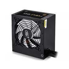 Блок питания ATX 750 Вт Deepcool DQ750ST, 80+ Gold, Active PFC, бесшумный вентилятор 120 мм