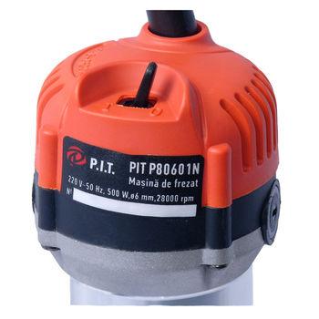 купить Одноручный фрезер 500W P80601N PIT в Кишинёве