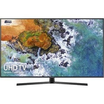 """43"""" LED TV SAMSUNG UE43NU7402, Black"""