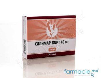 купить Silimar-RNP caps.140 mg N10x2 в Кишинёве