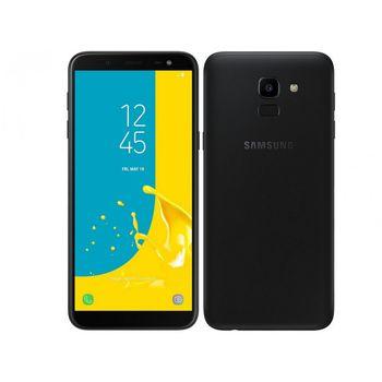купить Samsung J600F Galaxy J6 (2018) Duos, Black в Кишинёве