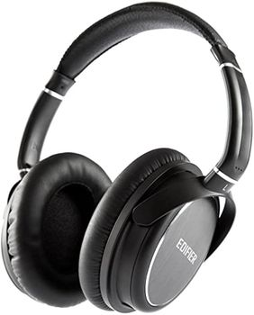 Edifier H850 Black Headphones with microphone, 3.5 mm jack, Dynamic driver 40 mm, Frequency response 20 Hz-20 kHz, On-ear controls, 2m
