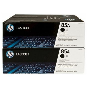 HP Double Pack 2x Black Cartridge for LaserJet P1102, M1132 up to 1600 pages