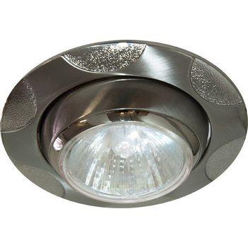 Feron Встраиваемый светильник 156 R-39 хром