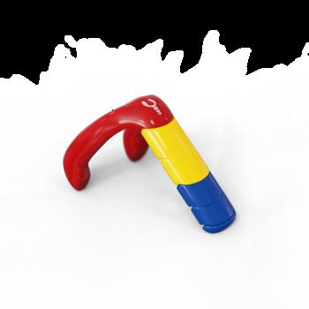 купить Lobster Full Set 2 - Medium ROMANIA Flag в Кишинёве