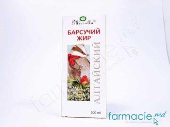 купить Grasime de bursuc Mirola 200 ml в Кишинёве