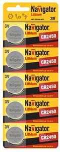 купить батарейка-элементы питания NBT-CR2450-BP5 в Кишинёве