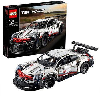 LEGO Technic Porsche 911 RSR, арт. 42096
