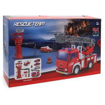 купить Набор транспорта Rescue Team в Кишинёве
