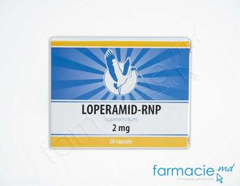 купить Loperamid-RNP caps.2 mg N10x2 в Кишинёве