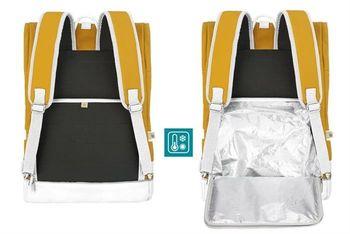 купить Сумка-рюкзак Babymoov Sancy Safran в Кишинёве