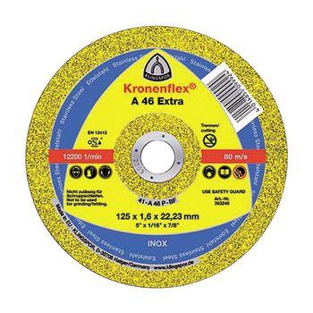 купить Klingspor Диск отрезной 125мм A 46 Extra в Кишинёве